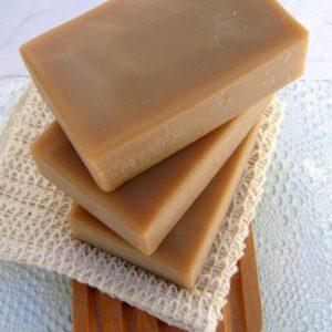 Beer handmade soap